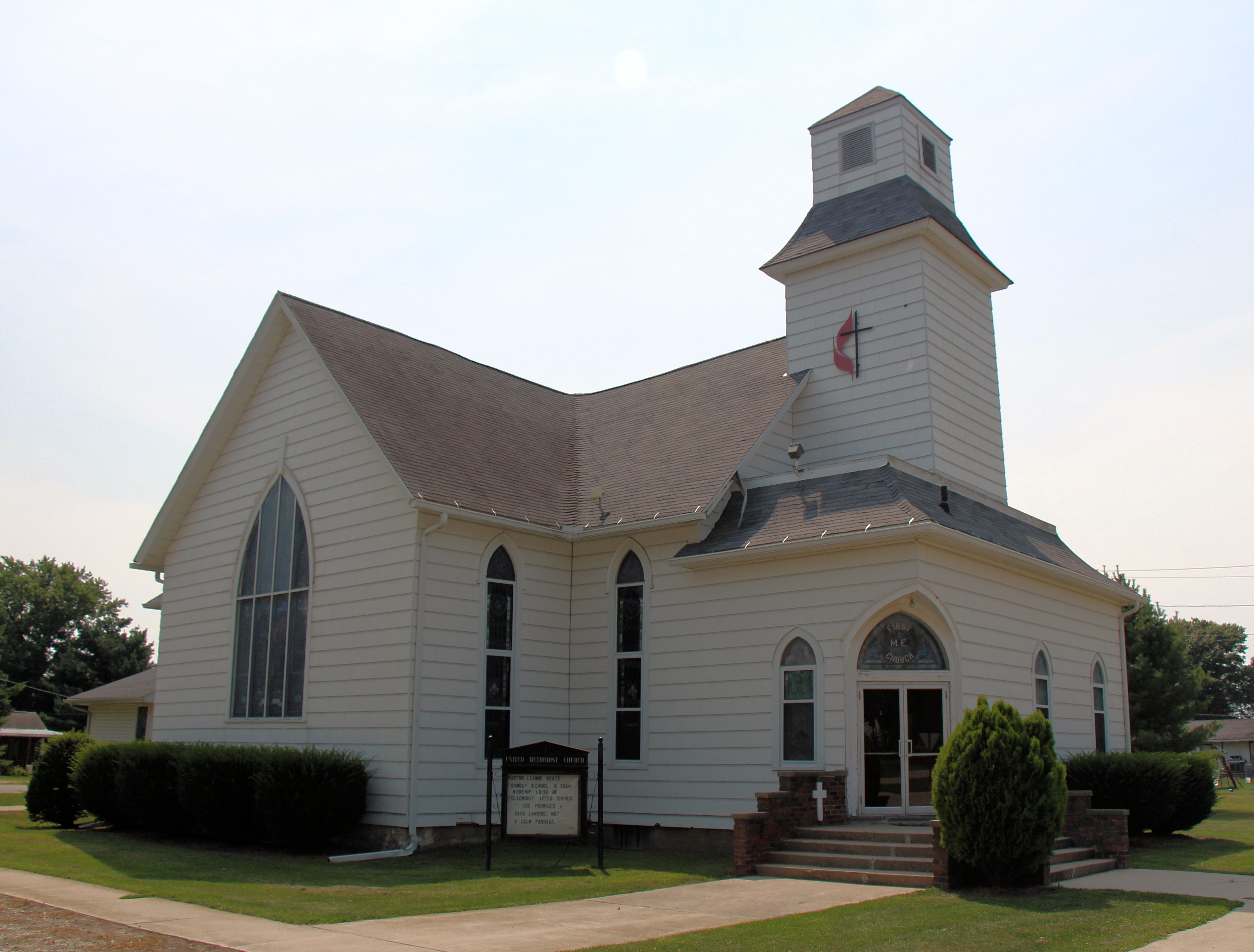 Churches Village Of Tampico Illinois