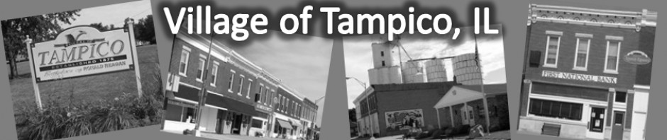 Village of Tampico, Illinois